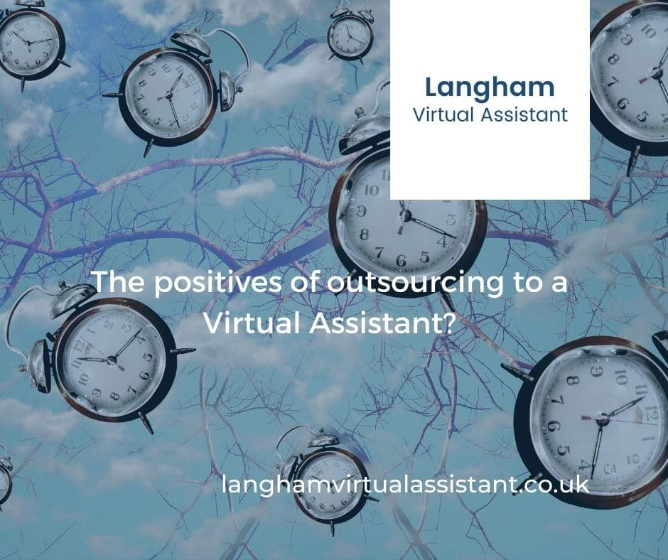 Northampton Virtual Assistant - Images with clocks