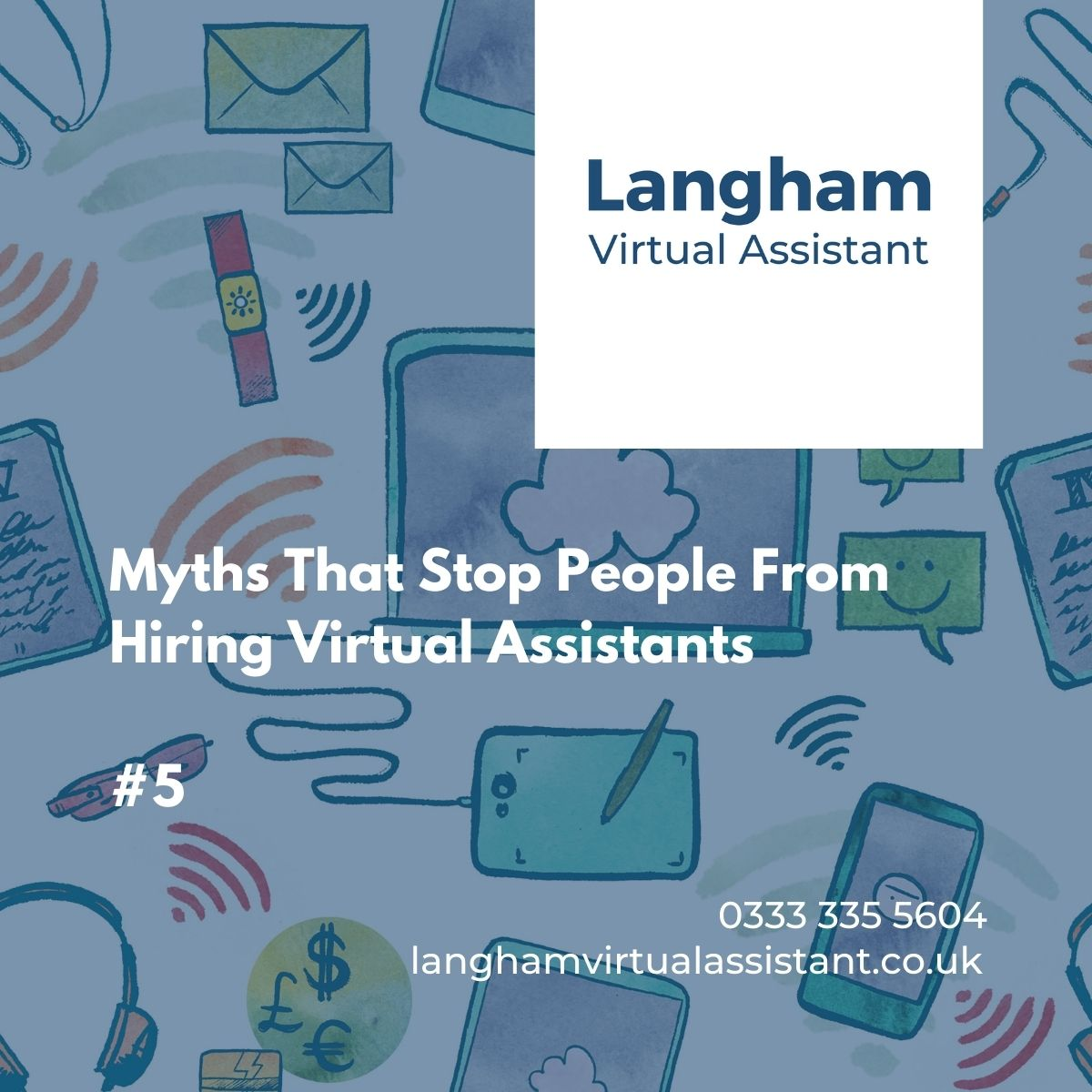 Myths That Stop People From Hiring Virtual Assistants