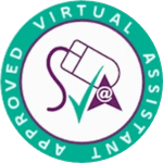 Society of Virtual Assistants Badge