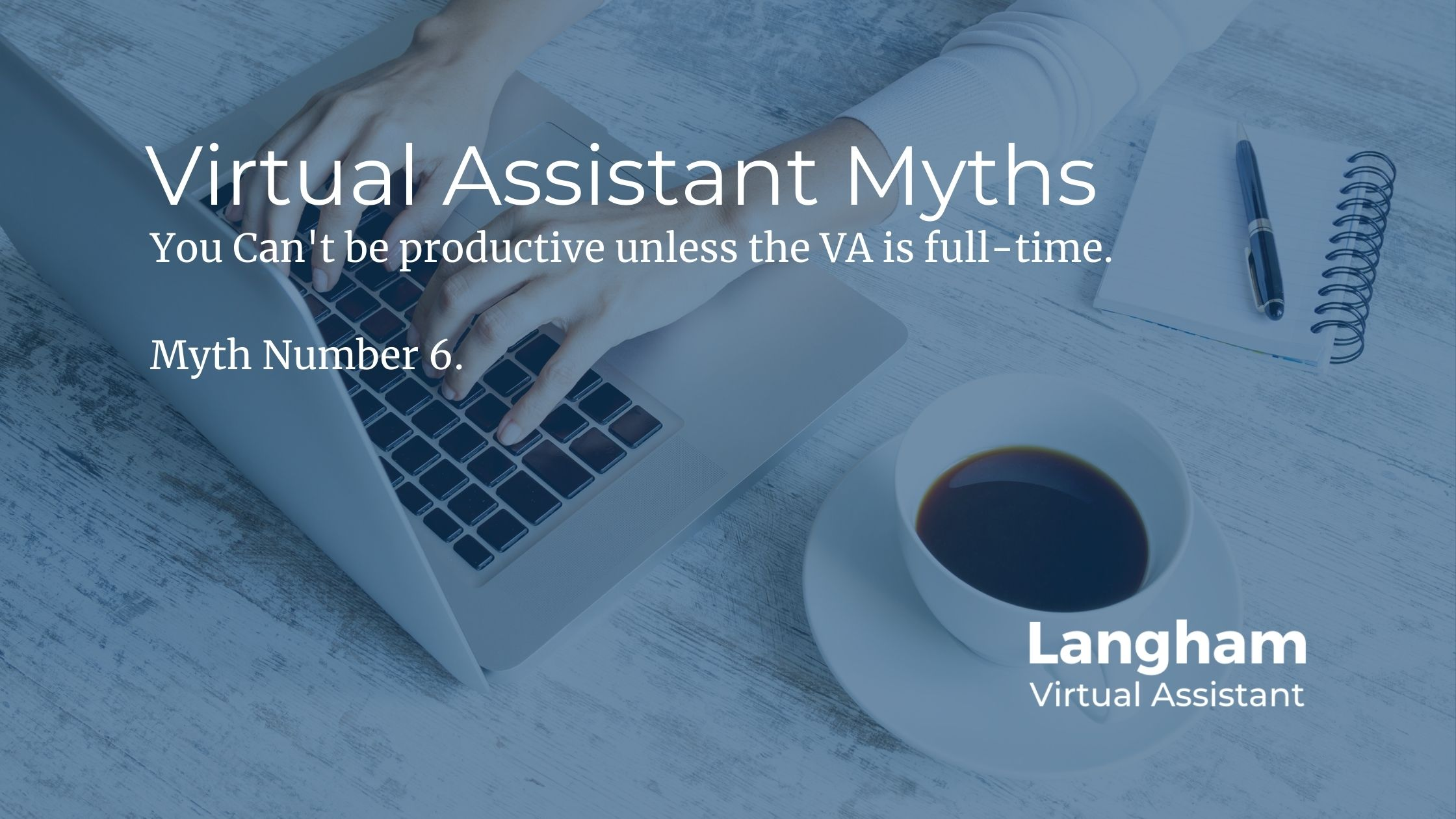 myth number 6- being productive